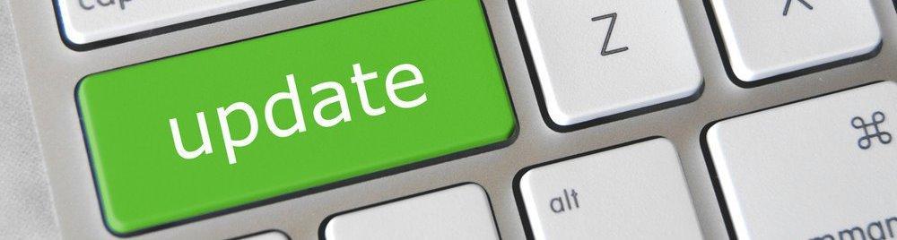 Updates & ontwikkelingen 2021